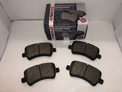 Rear Brake Pads Fits Volvo S60,S80,V60,V70,XC60,XC70 2006-2019 With Elec H/Brake