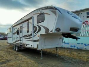 Fifth wheel 2012 31 pieds