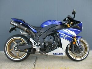 2010 Yamaha YZF-R1 1000CC Sports 998cc Nerang Gold Coast West Preview