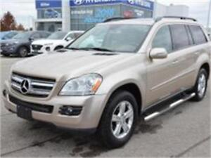 2007 Mercedes-Benz GL -7 Pass, Navi, DVD . Low Kms $10,800 Clean