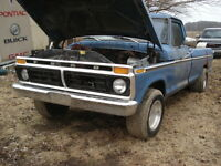 FORD F100 EXPLORER PROJECT