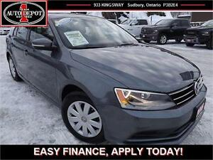 2015 Volkswagen Jetta Sedan HEATED SEATS!! BLUETOOTH!!