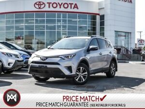 2018 Toyota RAV4 HEATED SEATS, BACK UP CAM, TOUCH SCREEN