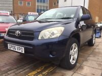 toyota rav 4 xt3 immaculate car! diesel! look after well, 4x4