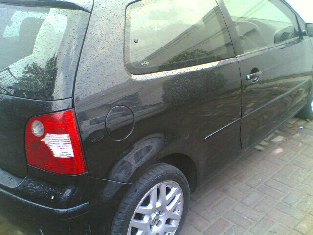 vw polo 1.9tdi 2door stripping for spares