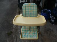 mamas and papas baby high chair