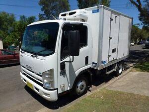 2011 Isuzu NPR NH 200 Short Refrigerated Truck 5.2l 4x2 Homebush West Strathfield Area Preview