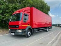DAF LF55 180 Day Cab Box Truck