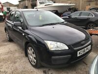 2007 Ford Focus, being sold as spares or repair, selling as the engine is still all good, starts but