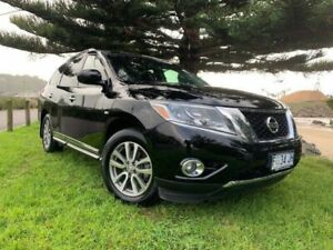 2014 Nissan Pathfinder R52 MY14 ST-L X-tronic 4WD 1 Speed Constant Variable Wagon South Burnie Burnie Area Preview