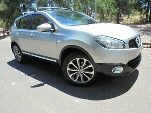 2011 Nissan Dualis J10 Series II TI (4x2) Grey 6 Speed CVT Auto Sequential Wagon Belconnen Belconnen Area Preview