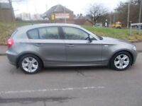 BMW 1 SERIES 2.0 118I SE 5d 141 BHP (grey) 2010