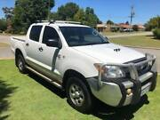 2006 Toyota Hilux SR Manual 4x4 Dual Cab Riverton Canning Area Preview