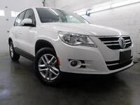 2011 Volkswagen Tiguan BLANC A/C MAGS 4MOTION 57,000KM