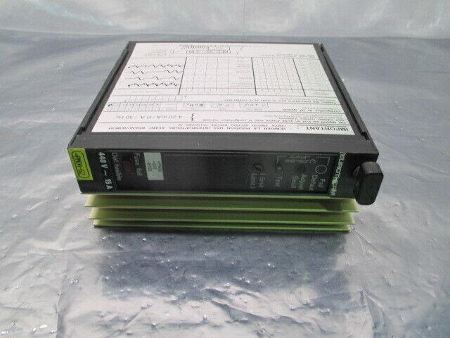 Eurotherm 461/081728/43/060/002/96/00 Controller Thyristor, 440V~15A, 100165