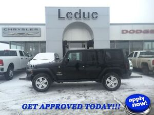 2012 Jeep Wrangler Unlimited Sahara WITH EXTENDED WARRANTY