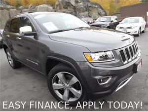 4X4!! LIMITED!! NAV!! SUNROOF!! HEATED LEATHER!!