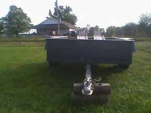 """Trailer For Sale-Inside Approx. 49"""" x 96""""(8')-$550 or B.O.-TRADE"""
