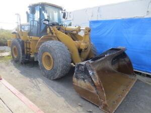 2012 Caterpillar 966H Wheel Loader