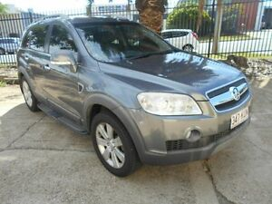 2007 Holden Captiva CG LX AWD Grey 5 Speed Sports Automatic Wagon Kippa-ring Redcliffe Area Preview