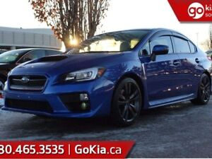 2016 Subaru WRX Sport-tech Package 4dr All-wheel Drive Sedan