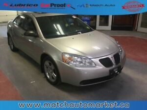 *Safetied* 2007 Pontiac G6 SE *Sunroof* *Clean Title*