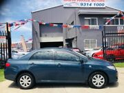 2008 Toyota Corolla ZRE152R Ascent Aztec Blue 4 Speed Automatic Sedan Brooklyn Brimbank Area Preview