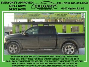 2014 Ram 1500 Sport *$28 DOWN  EVERYONE APPROVED*