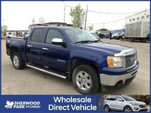 2013 Gmc Sierra 1500 SLE - Sunroof, Roll Up Truck Bed Cover!