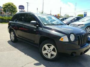 2010 Jeep Compass AWD | One Owner | Heated Seats | Sunroof