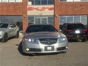 2008 ACURA TL TYPE S WITH NAVI!!$97.50 BI-WEEKLY WITH $0 DOWN!!