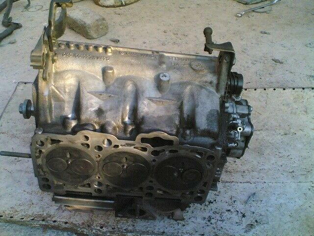 polo 1.4 tdi cylinder head AMF