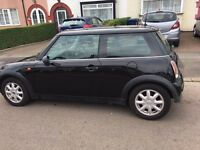 Mini one for sale for spares and parts quick sale!!!