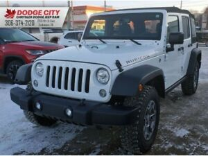 2018 Jeep Wrangler Unlimited Rubicon 4x4 | Htd.Leather, BTooth