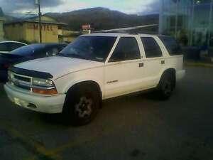 2003 Chevrolet Blazer (TRADE)