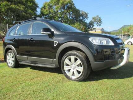 Holden Captiva Wagon 7 Seate Long Rego Westcourt Cairns City Preview