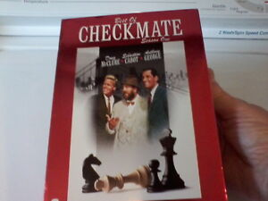 Best of Checkmate dvd set London Ontario image 2