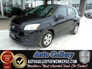 2015 Chevrolet Trax LS *Only 6321kms!!