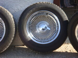 Chrome Rims Tires