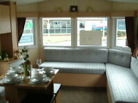 Amazing value for money - static caravan for sale - Sundrum Castle Holiday Park
