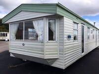 STATIC CARAVAN FOR SALE. 3 BEDROOMS. PARKS IN INGOLDMELLS, SKEGNESS, CHAPEL & MABLETHORPE