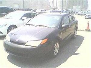 2004 SATURN ION COUPE SPORT 2480$ TPS-TAXE INCLUS 514-817-0095