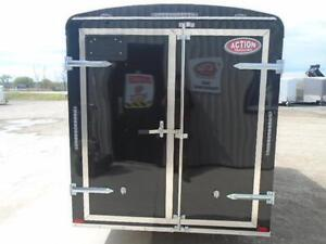 LOWEST PRICE FOR THE QUALITY 6X12 CARGO TRAILER BUILT HEAVY DUTY London Ontario image 5