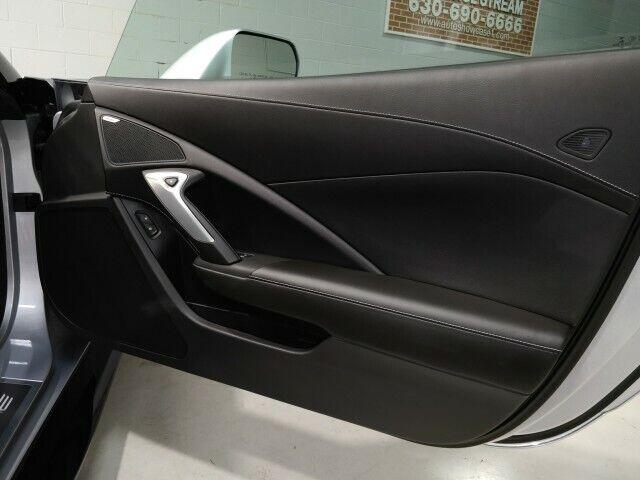 2019 Silver Chevrolet Corvette Z06 2LZ | C7 Corvette Photo 9