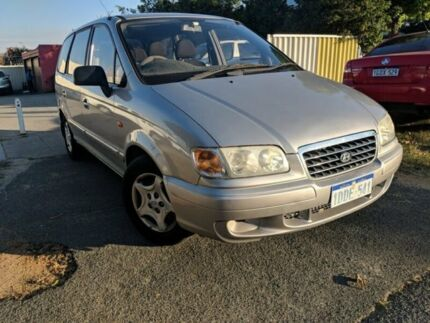 2003 Hyundai Trajet *Cheap and reliable family 7 Seater-* Victoria Park Victoria Park Area Preview