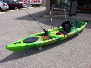 Winner Leisure 12' Fishing Kayak $845 London Ontario image 1