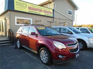 2010 Chevrolet Equinox GAURANTEED FINANCING