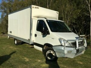 2010 Iveco Daily MY07 45C18 LWB White Cab Chassis 3.0l 4x2 Currumbin Waters Gold Coast South Preview