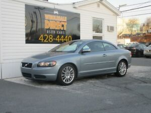 2007 Volvo C70 COUPE CONVERTIBLE T5 6 SPEED 2.5 L