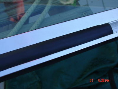 BOAT WINDSHIELD RUBBER FORMULA SEA RAY BAYLINER SCREW COVER NEW ++ OTHERS TOO !